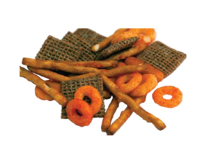 BITS & BITES Barbecue Snack Mix Bulk Crackers