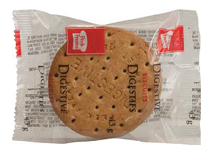 PEEK FREANS Digestive Single Serve Cookies