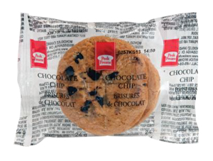 PEEK FREANS Chocolate Chip Single Serve Cookies