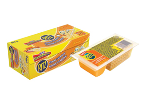 RITZ HANDI-SNACK Cheese 'n Crackers Single Serve